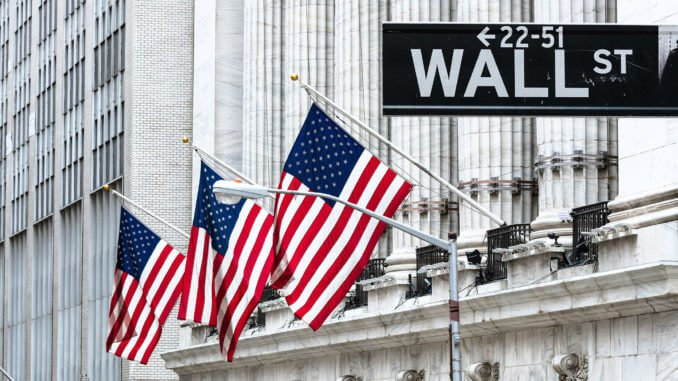 Wall Street i New York
