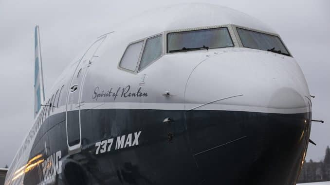boeing 737 max usa